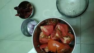 Tomato Chutney   Chutney recipes   தக்காளி சட்னி   Quick recipes