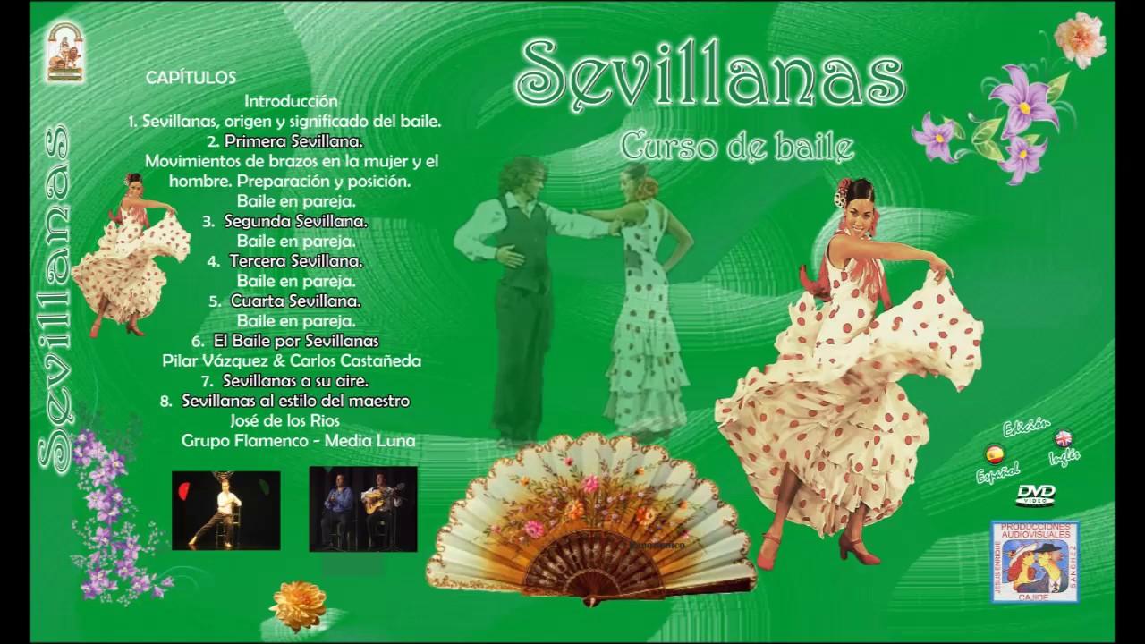 Sevillanas La Cuarta | Chapter 02 11 First Sevillana Sevillanas Dance Course English