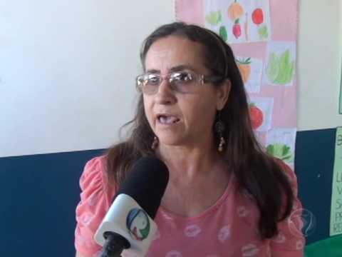 Escola Agamenon realiza projeto para conscientização sobre alimentação saudável