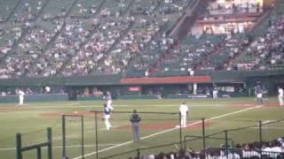 2009/5/20 埼玉西武-中日 打者:中島 本当はサヨナラの場面まで撮りた...