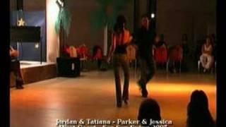Don't Cha (Pussycat Dolls) - West Coast Swing demo