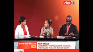 NBS Morning Breeze   Alternative Revenue/Tax Generation Ahead of Budget Day