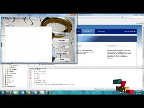 Intelligent cryptography approach secure distributedbig data | Final Year Projects 2016 - 2017