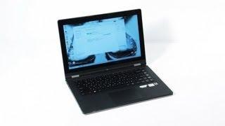 Видео обзор ультрабука-трансформера Lenovo IdeaPad Yoga 13(Lenovo IdeaPad Yoga 13 - это гибрид ультрабука и планшета, который может похвастаться сенсорным 13.3-дюймовым IPS дисплее..., 2012-12-29T09:00:51.000Z)