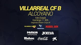 Villarreal B vs Alcoyano