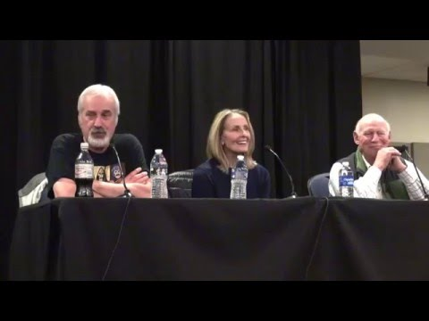 She-Ra, Skelator vs Tom Cook: Cartoon Legends Panel Alan Oppenheimer Melendy Britt