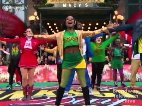 I Got You - BRING IT ON The Musical (Thanksgiving Parade 2012)