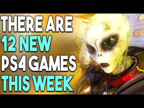 12 New PS4 Games This Week - Great PS4 and PSVR Games! thumbnail