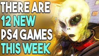 12 New PS4 Games This Week - Great PS4 and PSVR Games!