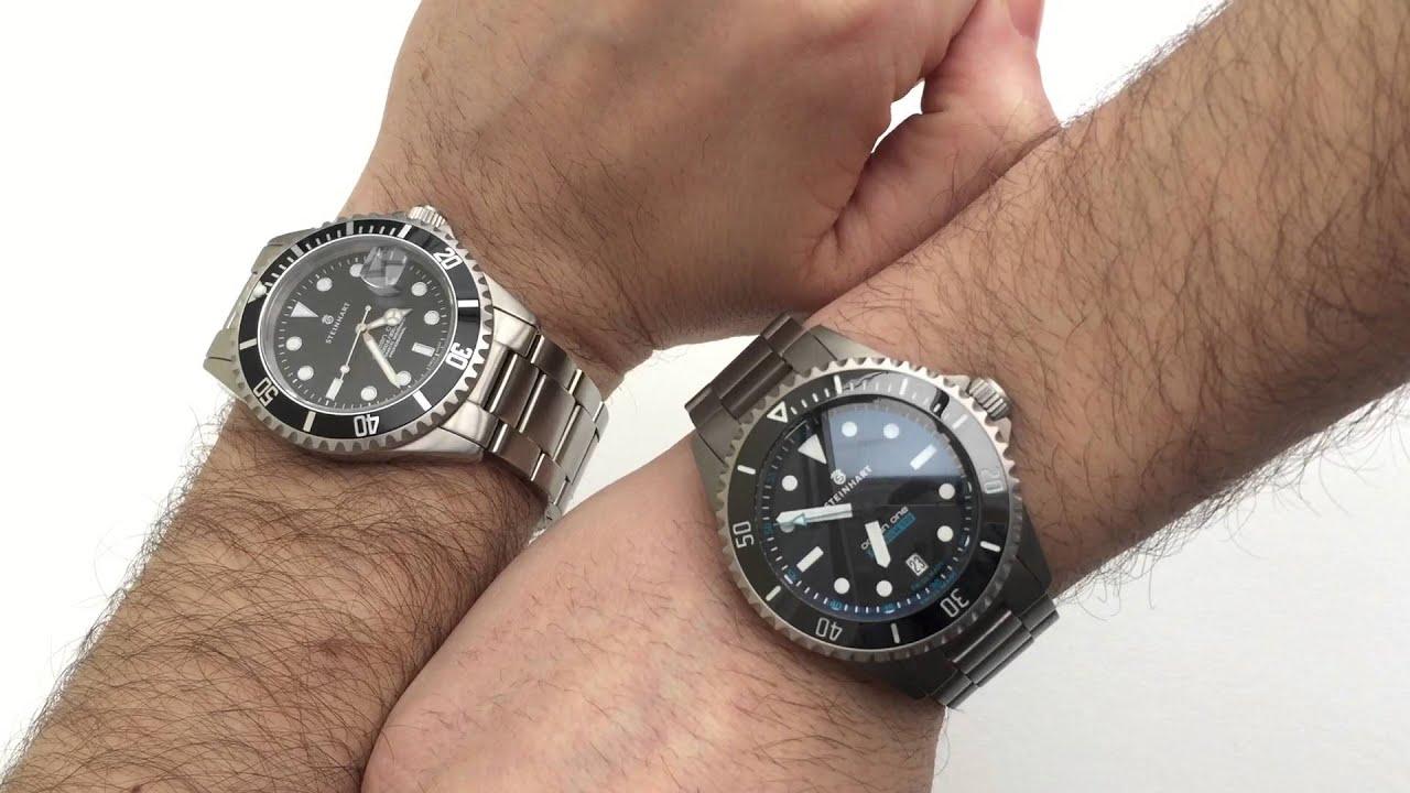 Orient Ray II vs Steinhart Ocean 500 Titanium - Which should you .