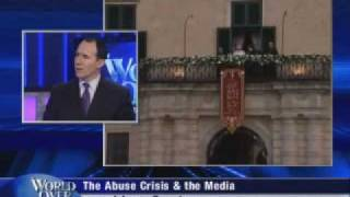 The World Over April 23, 2010: Philip F. Lawler - Ongoing Clergy Abuse Controversy