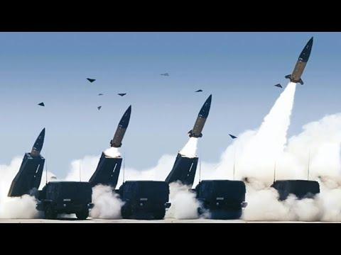 Advance Long-Range Tactical Missile of U.S. Military 2017