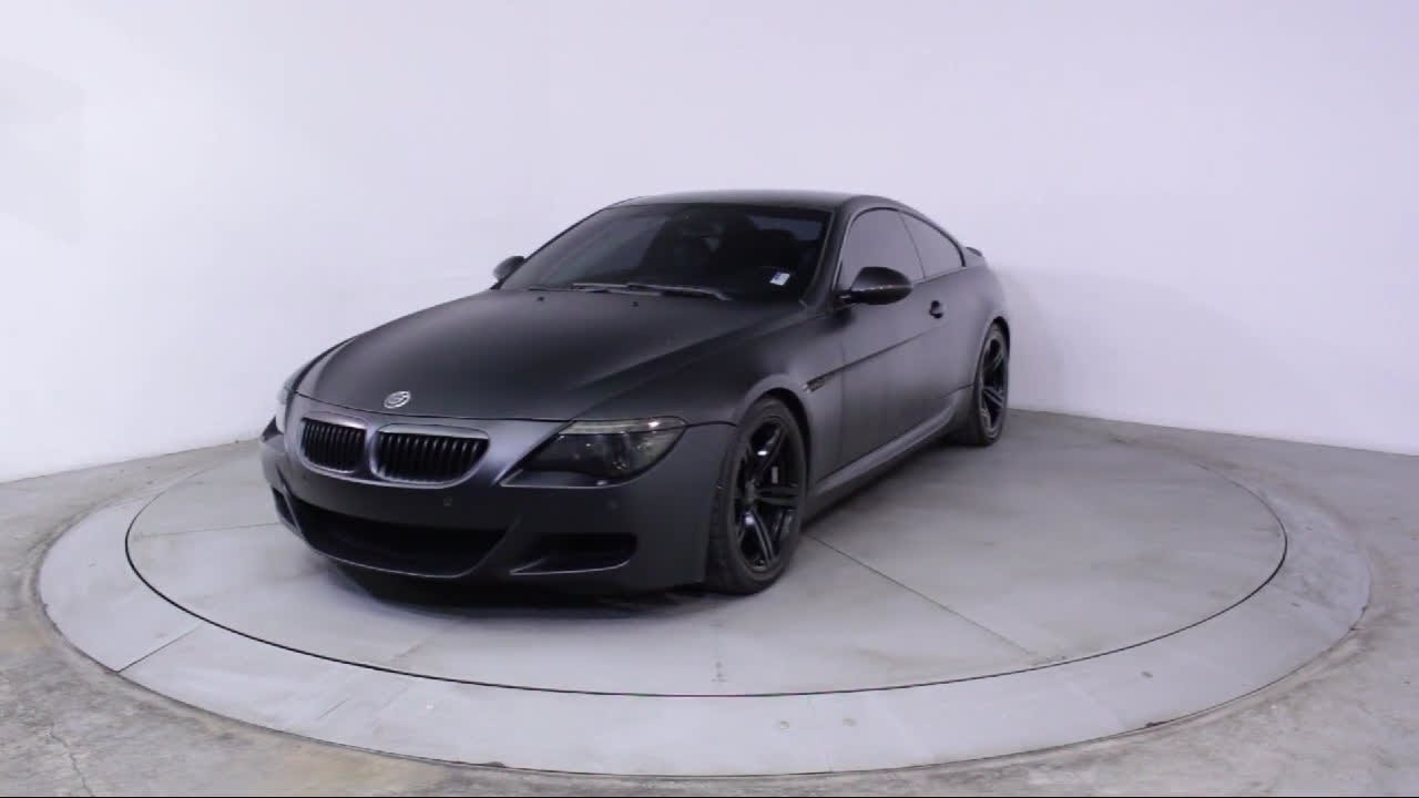 Cars For Sale Miami Beach: 2010 BMW M6 Coupe For Sale In Miami Fort Lauderdale