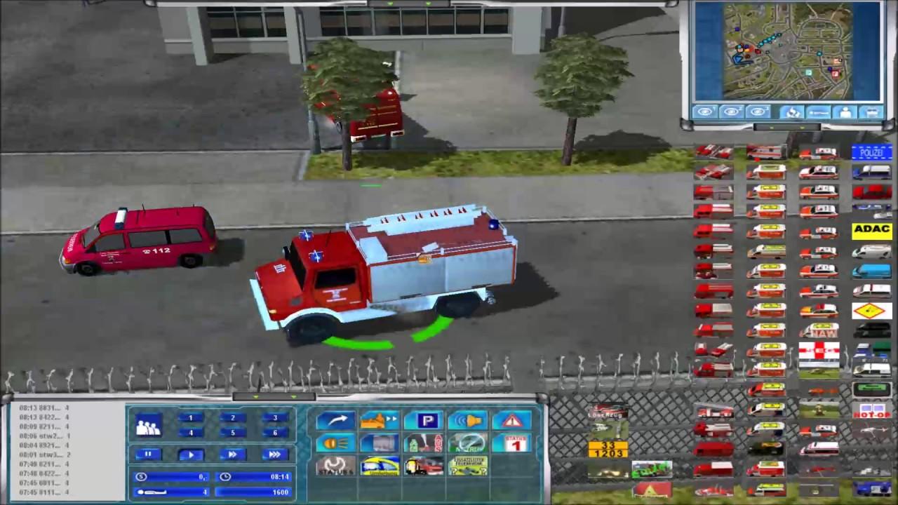 Let's play emergency 4 winterberg mod #007 [deutsch] [hd.