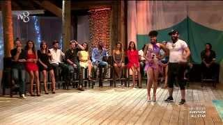Survivor All Star - Turabi'nin Müthiş Dans Performansı (6.Sezon 41.Bölüm)