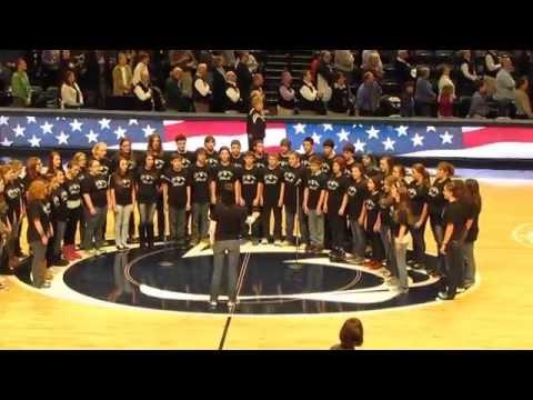 Huntingdon Area Middle School 7th & 8th grade chorus