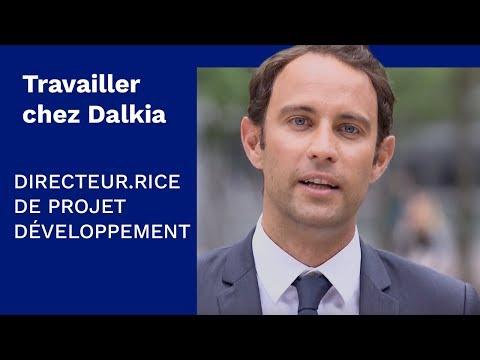 DALKIA : Directeur de Projet Développement - Benjamin LEMAITRE