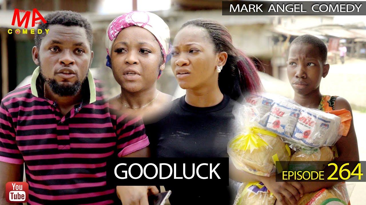 Download Good Luck (Mark Angel Comedy) (Episode 264)