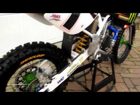 Kawasaki KX100 KX105 KX112 Pro Circuit Super Mini