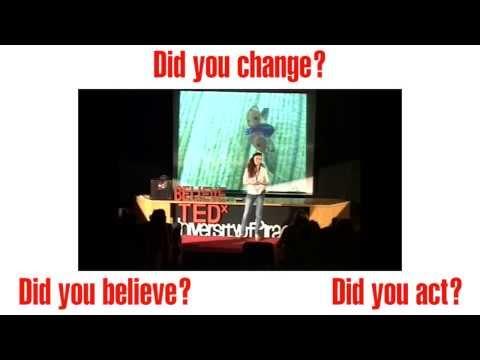 I change. We