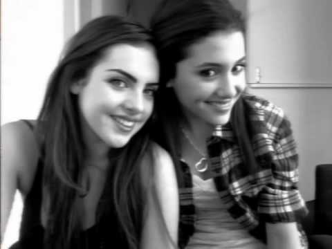 Victorious - Elizabeth Gillies & Ariana Grande - Give It ...