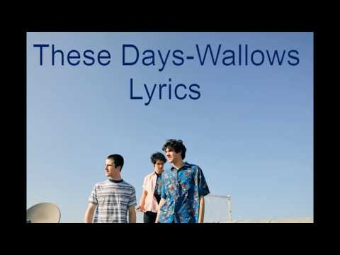 Wallows- These Days Lyrics