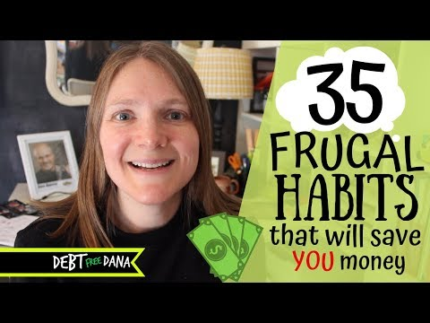 35 SERIOUSLY Frugal