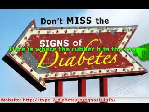 type 2 diabetes prognosis and you