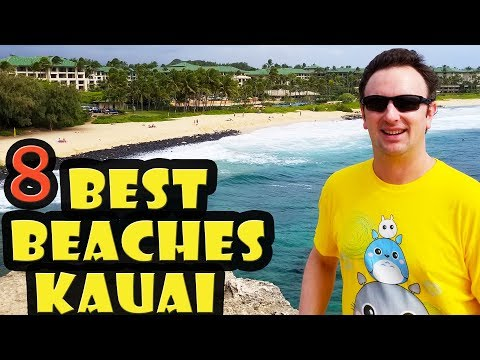8 Best Beaches on Kauai Hawaii