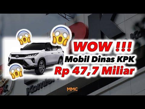 KPK Official Car Marks Destruction of 16-Year Simplicity Image