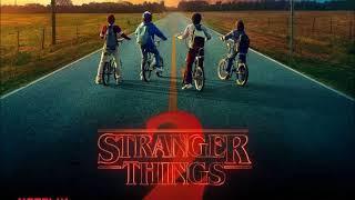 John Carpenter  -  The Bank Robbery    STRANGER THINGS [S2 -E7]  OST