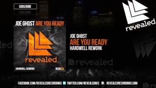 Play Are You Ready (Hardwell Rework)