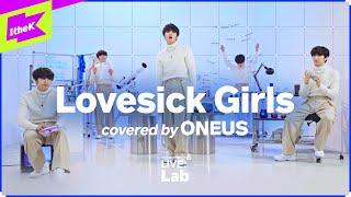 Download [LIVE] 원어스의 Lab에선 Lovesick Girls 연구 중🔬🧪 | BLACKPINK COVER | ONEUS | 서호 이도 | LIVE.Lab (라이브랩)