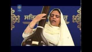 Download Anndin Ram Ke Gun | Prof. Kulvinder Kaur Ji | Amritt Saagar | Shabad Gurbani Kirtan MP3 song and Music Video