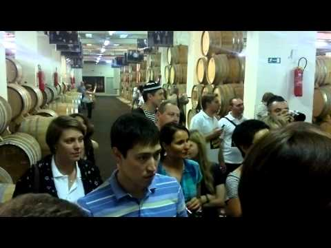 Тур в коньячный завод АрАрАт