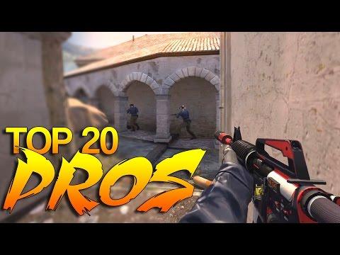 CS:GO - PRO Players of 2015 (Top 20)