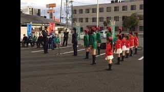 平成29年12月15日 年末年始特別警戒取締り出動式 仙台東警察署 仙...