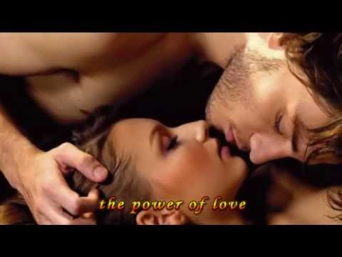 Celine Dion-The Power Of Love (lyrics)