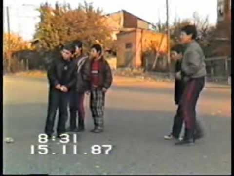 Ереван Монумент взрыв ракеты 1987г.wmv
