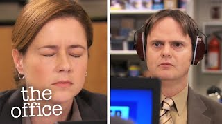 Morse Code - The Office US