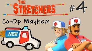 NITRO - The Stretchers [Co-Op] / Nintendo Switch / Part 4
