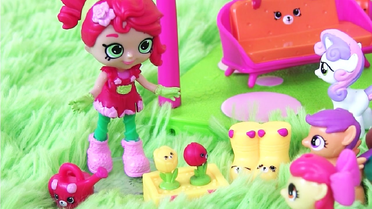 Видео пони игрушки на русском