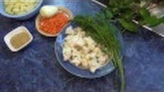 Суп овощной диетический