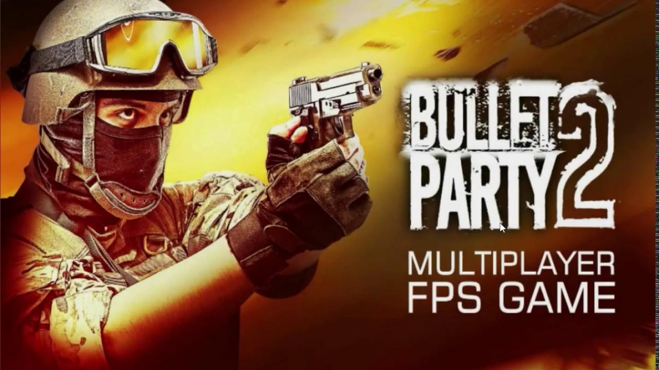 Bullet Party 2 – game bắn súng Y8 PC online 2020 – Kênh Game Tuyển #15