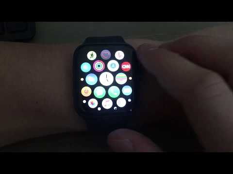 Apple Watch 4 ECG How to Use