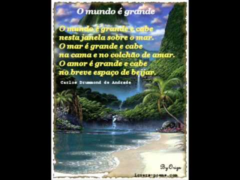 Frases E Poemas Famosos De Carlos Drummond De Andrade Youtube