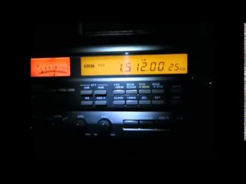 MW-DX 1512 Khz, IRIB Radio, Ardabil, Iran