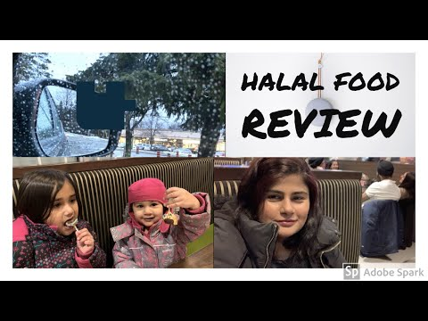Rajdhani Sweets & Restaurant, Mississauga, Canada REVIEW/Halal Food Reviews Canada