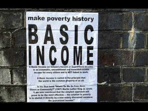 The Guaranteed Basic Income & the Libertarian Dilemma (w/ Karl Widerquist)
