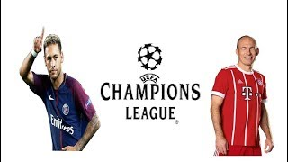 Champions League 2017- 2018 - Patch Playstation 1